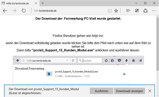 Für Firefox Benutzer